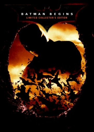 Batman Begins (Limited Collector's Edition) [Limited Edition] [2 DVDs]