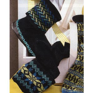Mary Jane Slippers « GOODKNITS // a knitting & crochet blog
