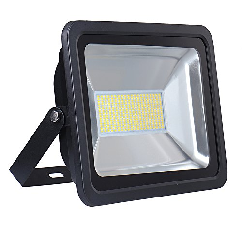 Oshide 150W LED High Power Floodlight,Low-energy Warm White Spotlight,AC 110V,IP65 Waterproof Outdoor&Indoor Security Flood Light Landscape Lamp/bulb