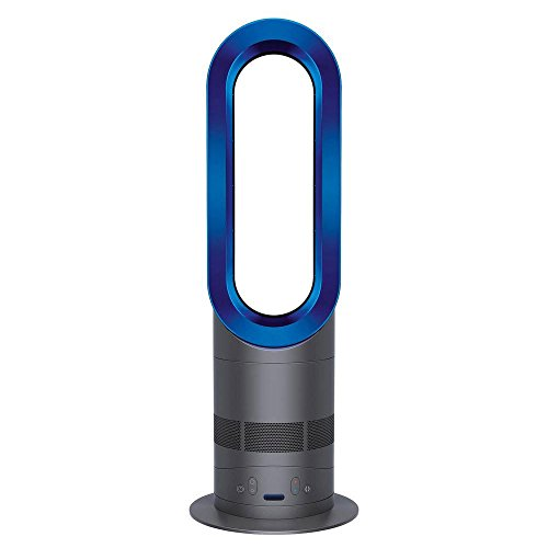 Dyson AM04 Hot & Cool Table Fan - Blue (Dyson Am04 Hot & Cool Fan compare prices)