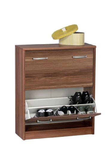 Maja 49035540 Shoe Cabinet 728 x 876 x 305 mm Merano Finish