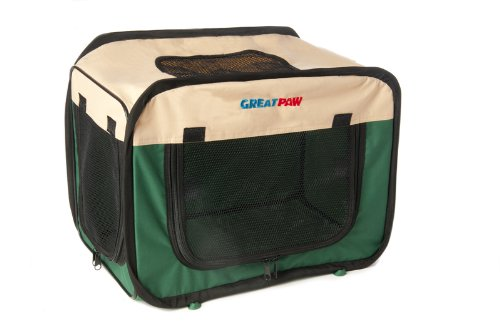 Great Paw Haven Soft Play Pen, Small