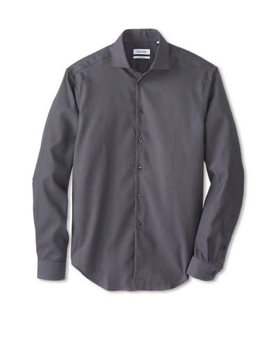 Calvin Klein Men's Slim Fit Dress Shirt
