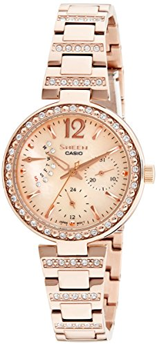 Casio-Sheen-Analog-Multi-Colour-Dial-Womens-Watch-SHE-3043PG-9AUDR