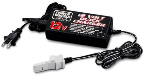 Review Power Wheels 12-Volt Charger