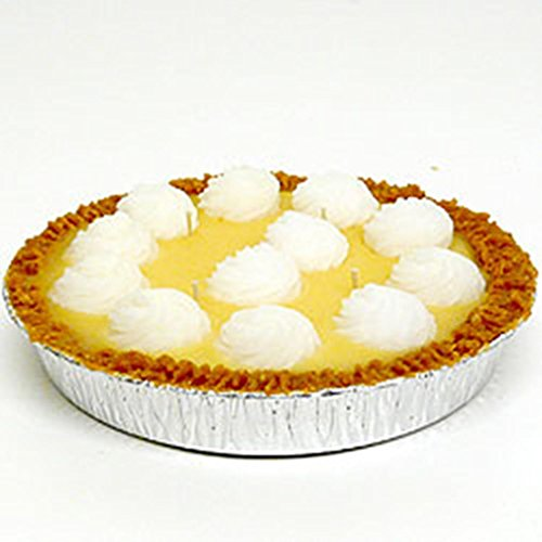 Highly Scented Pie Candles 9 inch Banana Cream (Pie Candle compare prices)