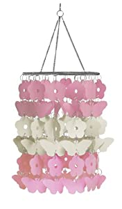 WallPops WPC0022 Butterfly Garden Chandelier from Brewster Wallcovering Co