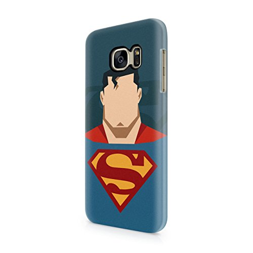 Superman Hard Snap-On Protective Case Cover For Samsung Galaxy S7 (Not Edge)