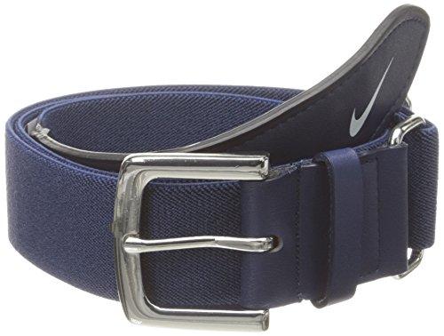 Nike Adult Baseball Belt (Navy/White, Osfm)