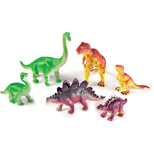 Learning Resources Jumbo Dinosaurs: Mommas and Babies