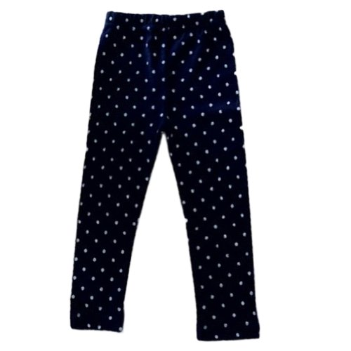 Weixinbuy Kids Girls Polka Dot Soft Cotton Tights Leggings