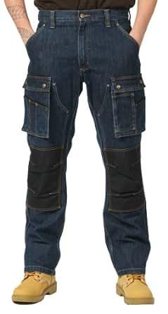 EB229 Jeans de travail Multi-poches