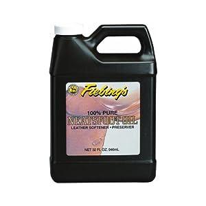 Fiebing Neatsfoot Oil 100% Pure 32oz
