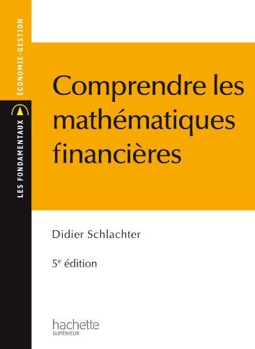 Comprendre les maths financières