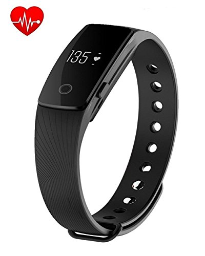Sabuy Smart Band with Heart Rate Monitor Fitness Activity Tracker Sleep Counter...