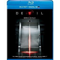 Devil (Blu-ray + DIGITAL HD with UltraViolet)