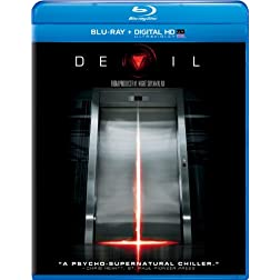 Devil (Blu-ray + DIGITAL HD with UltraViolet)