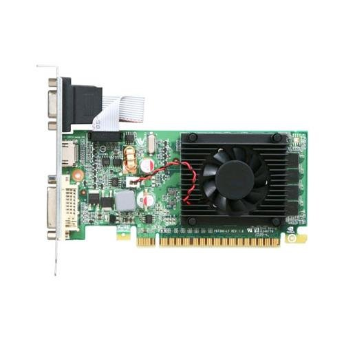 EVGA 01G-P3-1302-LR GeForce 8400GS 1GB DDR3 64bit PCIE 2.0 Video Card nokotion 682037 001 main board for hp dv7 7000 laptop motherboard 48 4st10 031 hm77 ddr3 gt630m video card 1gb