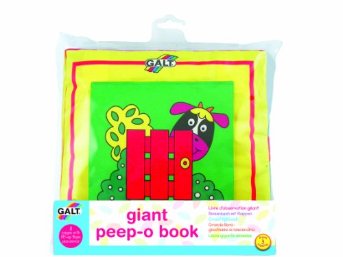 Galt Giant Peep-O Book - 1