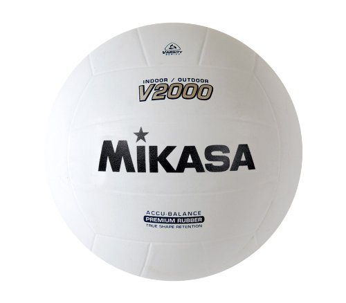Mikasa V2000 Official Size Rubber Volleyball