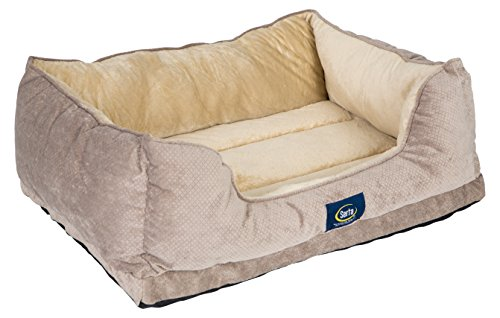 Serta-Cuddler-Dog-Bed
