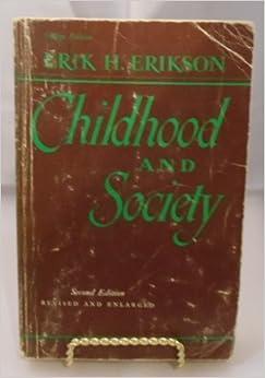 Flip to back Flip to frontErik Erikson Books