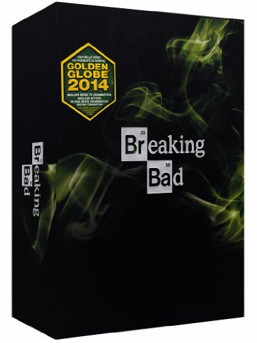 Breaking Bad - Serie Completa (Cofanetto 21 DVD)
