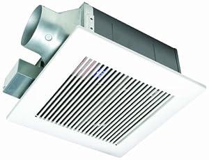 Panasonic FV-11VF2 WhisperFit 110 CFM Low Profile Ceiling Mounted Fan, White