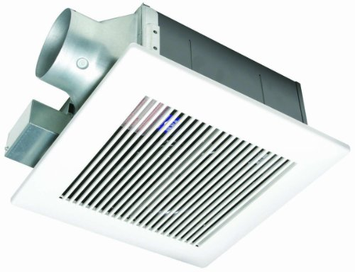 Panasonic Fv-11Vf2 Whisperfit 110 Cfm Low Profile Ceiling Mounted Fan, White