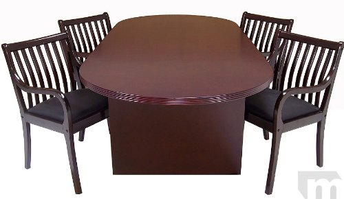 8', 10' & 12' Genuine Mahogany Veneer Conference Tables from $799!