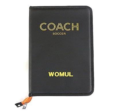 WOMUL Folding Soccer Coaching Board