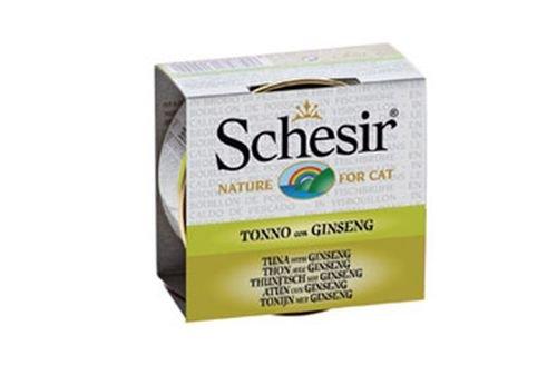 SCHESIR - SCHESIR TONNETTO CON GINSENG 70G IN BRODO - 0610