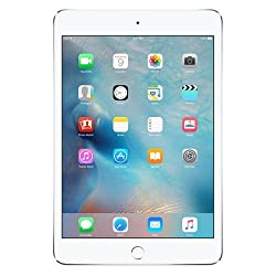 Apple iPad mini 4 Wi-Fi Cell 128GB Silver (MK772HN/A)