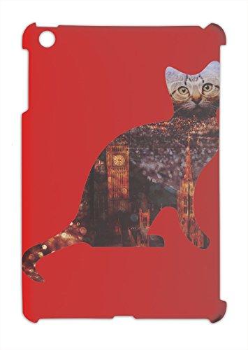 london-cityscape-hipster-cat-ipad-mini-ipad-mini-2-plastic-case
