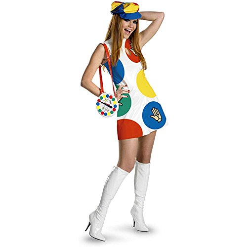 Sassy Twister Deluxe Adult Costume