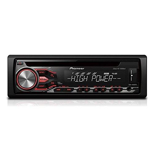 Pioneer DEH-4800FD CD Tuner mit High Power