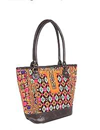 Amazing Afgani Embroidered Women Shoulder Bag Beautiful Women Handbag