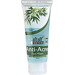 Sri Sri Ayurveda Anti Acne Face Wash, 60ml