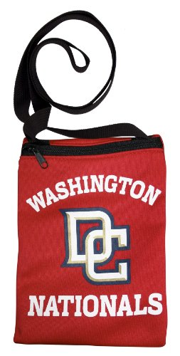 Washington Nationals Game Day Pouch at Amazon.com