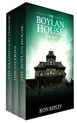The Boylan House Trilogy by Ron Ripley ebook deal