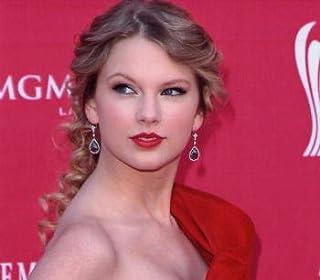 ブロマイド写真★テイラー・スウィフトTaylor Swift/真っ赤なドレス