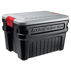 Rubbermaid ActionPacker Storage Box