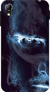 John Richard Printed Back Cover For Panasonic Eluga Switch Article-24190