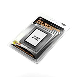 GGS Optical Glass DSLR LCD Screen Protector for Panasonic Lumix DMC LX5 / LX3 and Leica D-LUX4