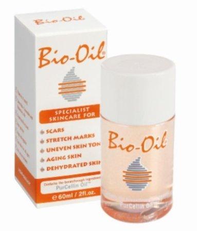 Bio-Oil huile de Purcellin la peau du visage