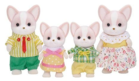 Sylvanian families - Famille Chihuahua Sylvanian by Sylvanian Families
