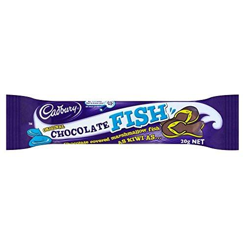 Cadbury Original Chocolate Fish Bar (20g)
