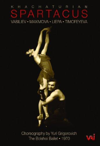 Aram Khachaturian / Bolshoi Theatre - Spartacus [DVD]