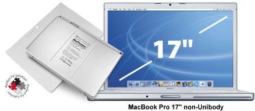 Newer Technology NuPower 71 Watt-Hour Battery for MacBook Pro 17 Model.
