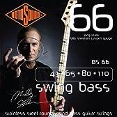 RotoSound BS66 ビリー・シーン シグネチャーモデル ベース弦 3セット